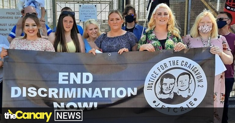 Read more about the article Prison protest demands an end to discrimination against John Paul Wootton