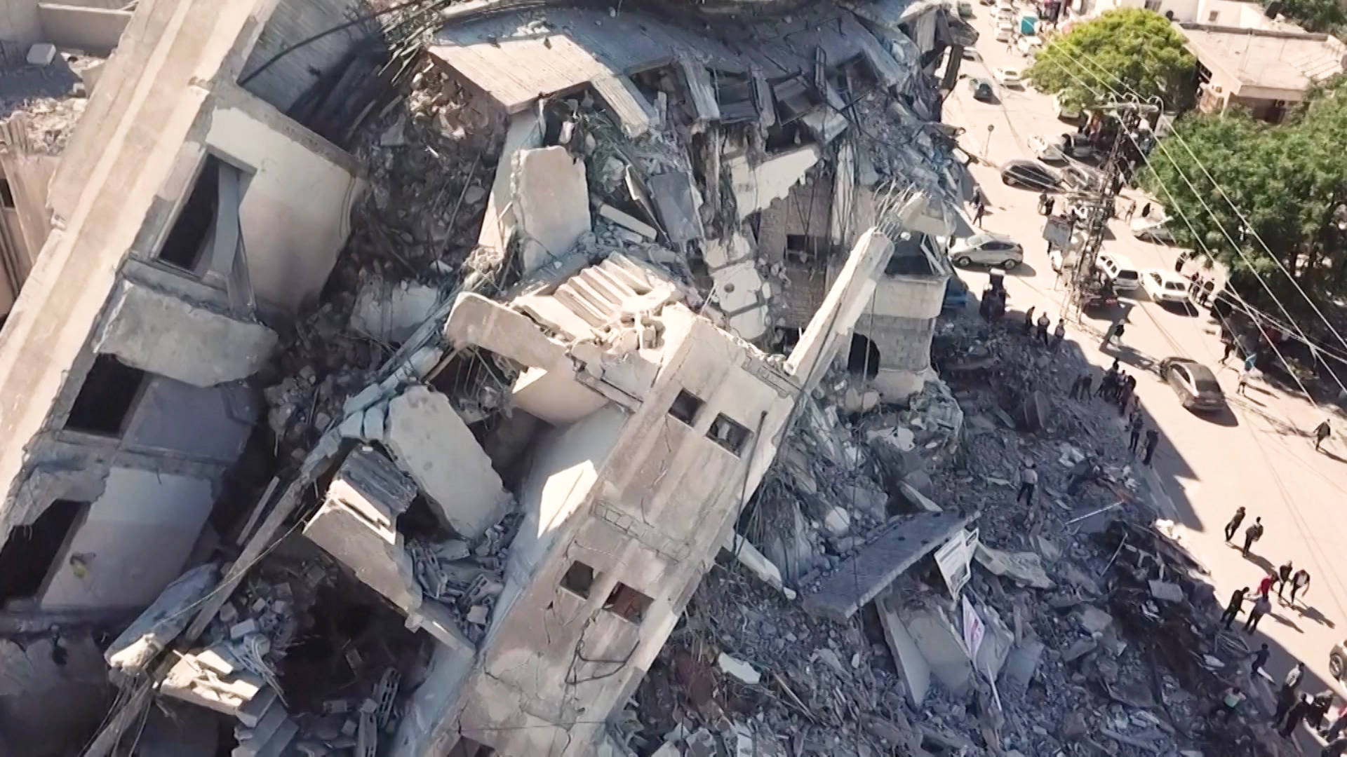 Read more about the article Human Rights Watch Accuses Israel of Apparent War Crimes in Gaza Assault; Urges ICC Probe