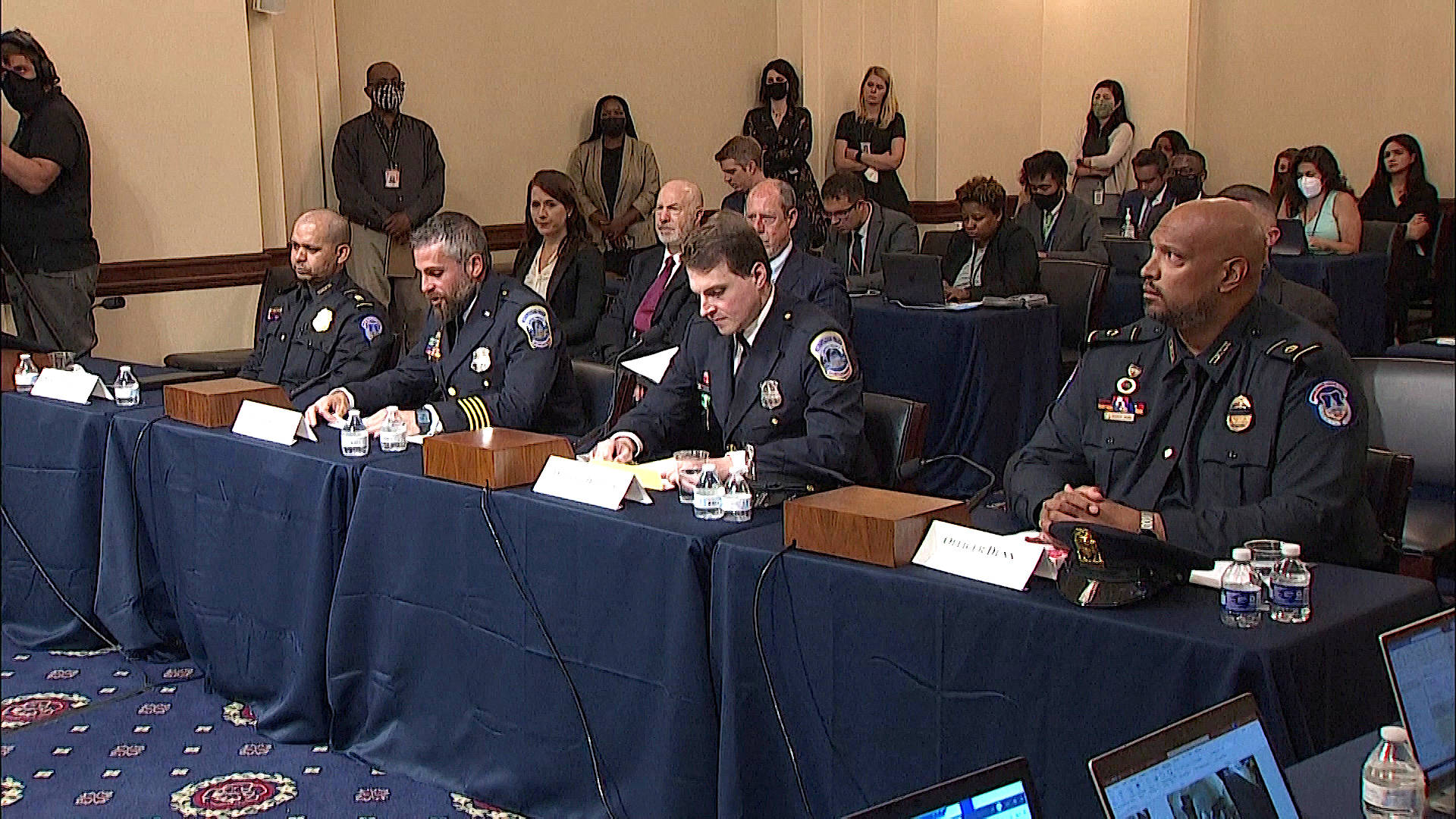 """Read more about the article """"To Hell and Back"""": At Jan. 6 Hearing, Officers Describe Facing Brutal Attacks & Racial Slurs"""