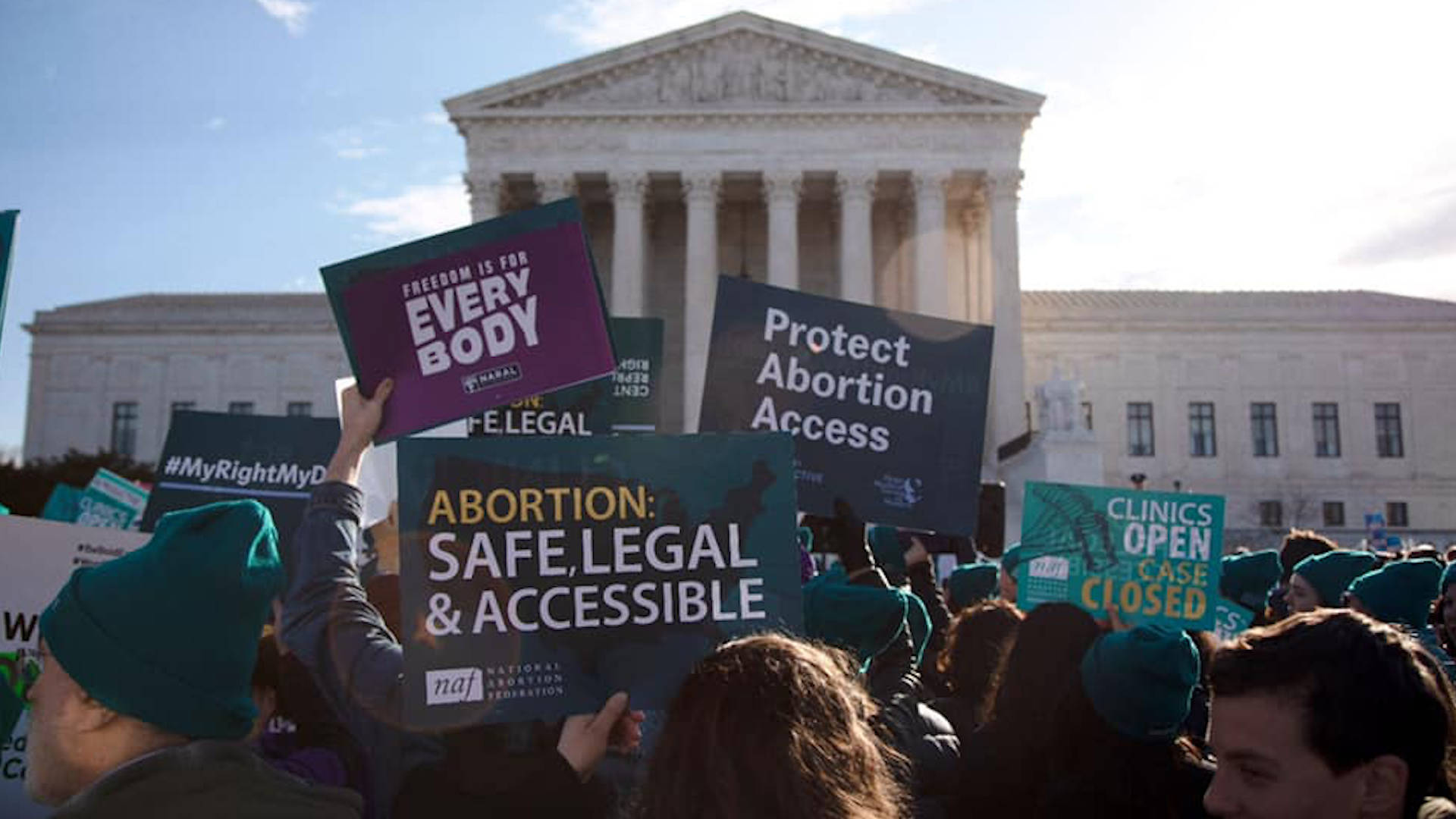 Read more about the article Controlling Women: With Roe v. Wade in Peril, Authors Say Move Past Court to Save Reproductive Rights
