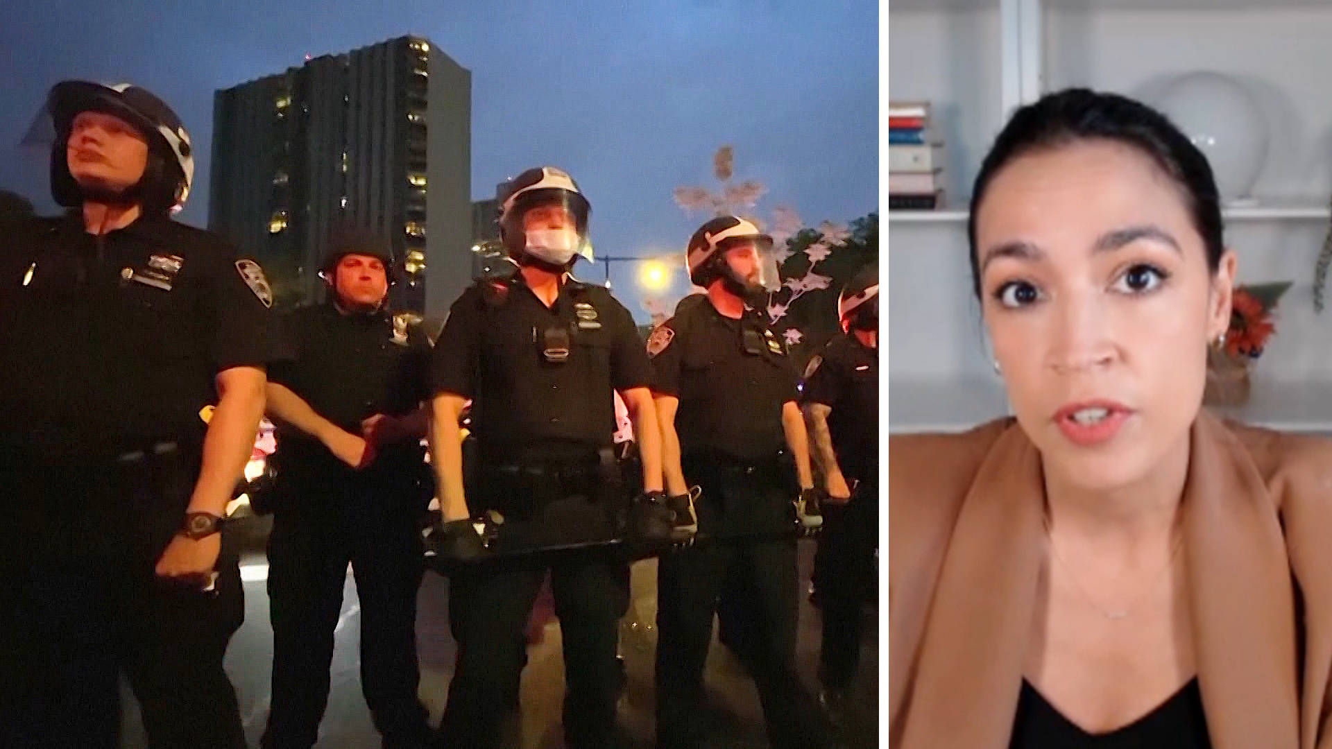 Read more about the article Rep. Ocasio-Cortez: Adams' Win in NYC Mayoral Primary Shows Need for Community Investment, Not Police