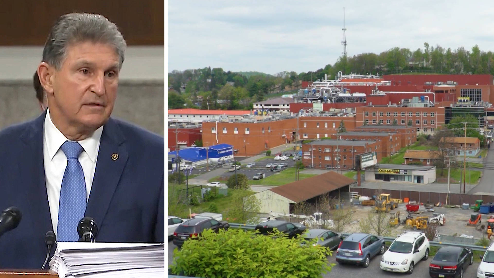 Read more about the article Workers Beg Joe Manchin to Save West Virginia Pharma Plant as His Daughter Walks Away with $31M