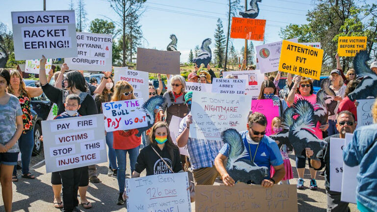 Read more about the article Climate Profiteering: $13.5B Trust for California Fire Victims Funnels Funds to Lawyers & Consultants