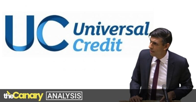 Read more about the article The Tories just got the starkest warning about Universal Credit yet