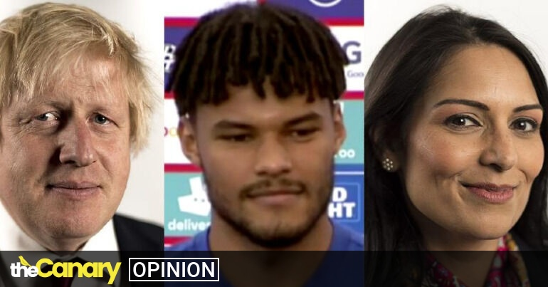 Read more about the article Britain is institutionally racist – it shouldn't fall on Black footballers to point it out
