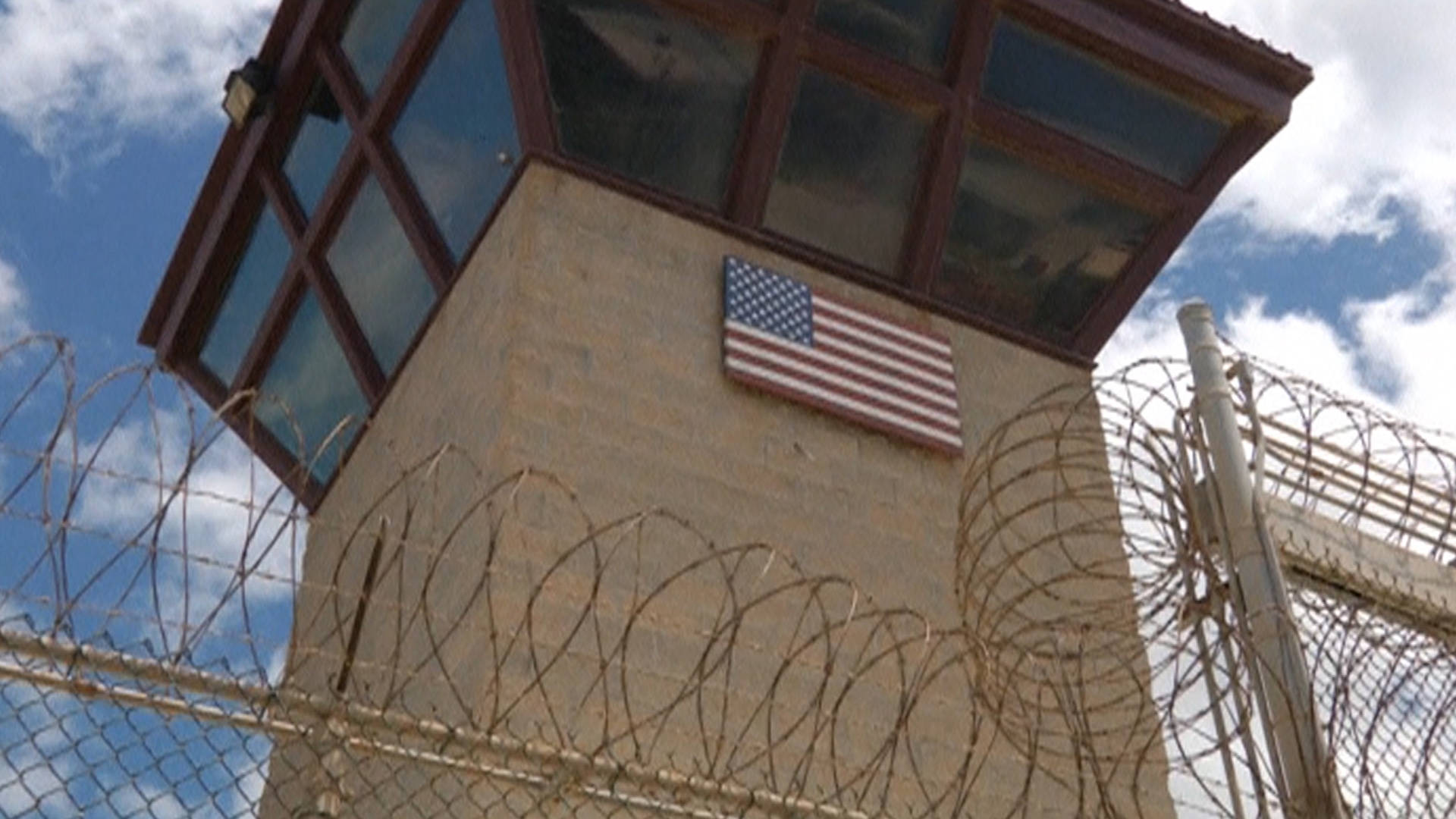 """You are currently viewing """"Gulag of Our Time"""": Amnesty International Calls on Biden Admin to Shut Down Guantánamo Bay Prison"""