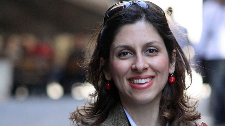 Read more about the article 'Urgent intervention' needed to secure release of Zaghari-Ratcliffe, says family