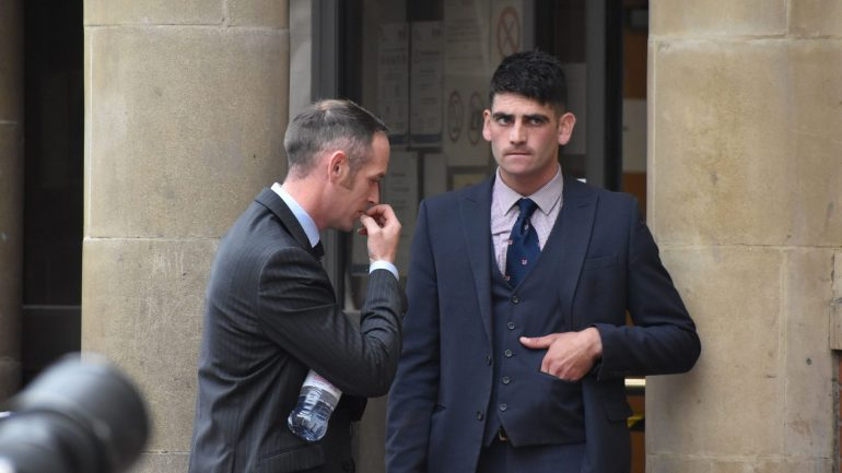 Read more about the article Two hunters appear in court accused of 'charade' to flout fox hunting ban