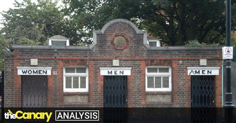 Read more about the article There's a public toilets crisis that we need to talk about