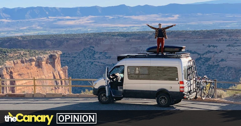 Read more about the article The mainstream media's depiction of van life is racist, classist and sexist