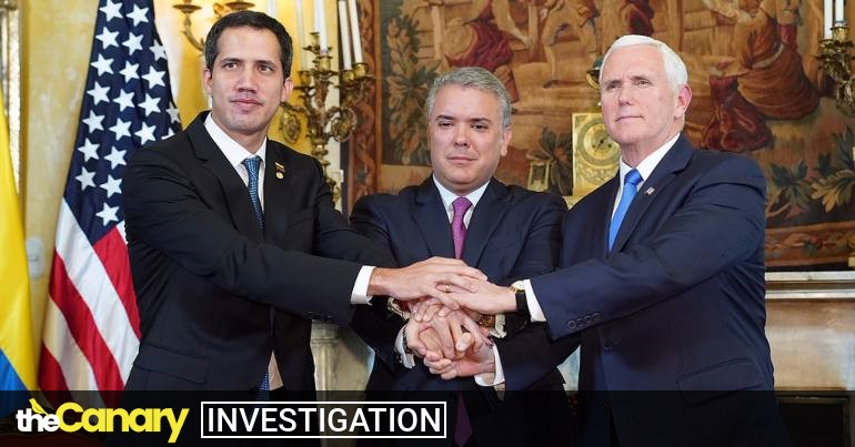 You are currently viewing Revealed: Juan Guaidó used millions of looted dollars to asset strip Venezuela