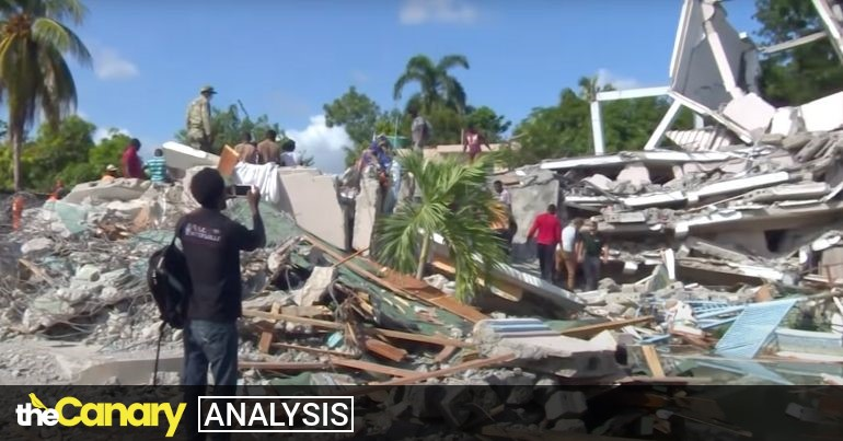 Read more about the article Haitian earthquake survivors are asking people to support grassroots organisations