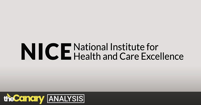 Read more about the article A national health body seems set to throw millions of people under the bus