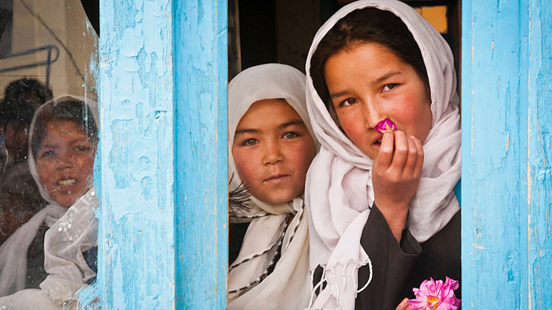 """Read more about the article """"Uncertainty, Fear"""": How Afghan Women & Ethnic Minorities Feel About Taliban Takeover & U.S. War"""