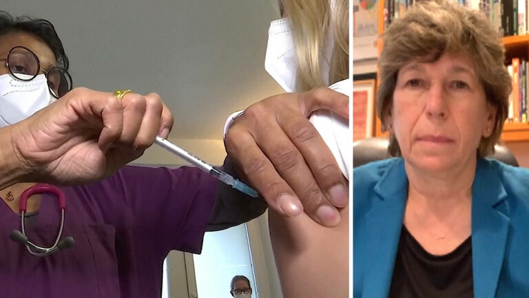Read more about the article Teachers Union President Randi Weingarten on Why She Now Supports Vaccine Mandates for Teachers