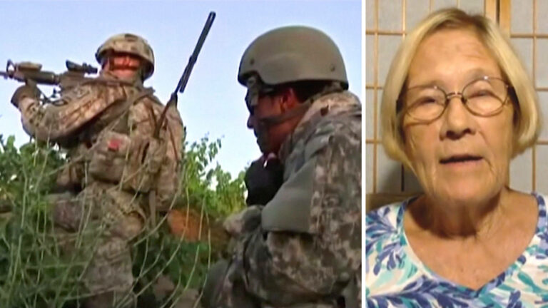 Read more about the article Ret. Col. Ann Wright on Reopening U.S. Embassy in Kabul in 2001 & Why She Supports Troop Withdrawal