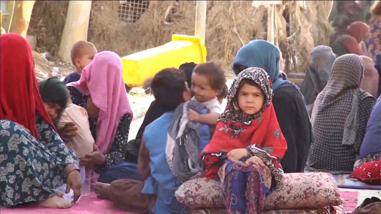 Read more about the article Advocates Call on Biden Admin to Move Faster on Resettling Afghan Refugees