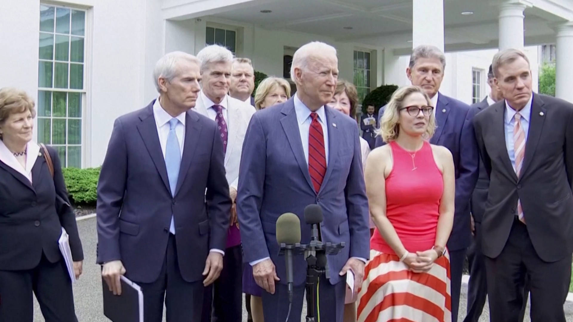 Read more about the article Should Progressives in Congress Oppose Biden's Infrastructure Deal If Reconciliation Bill Is Blocked?