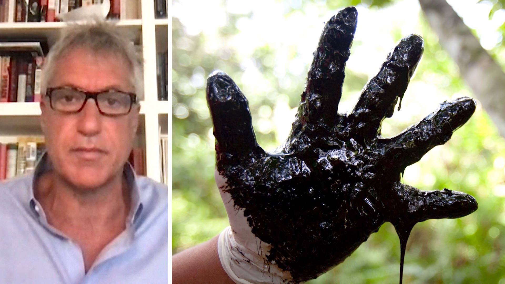 You are currently viewing Steven Donziger, Lawyer Who Sued Chevron over Amazon Oil Spills, Marks 2 Years Under House Arrest