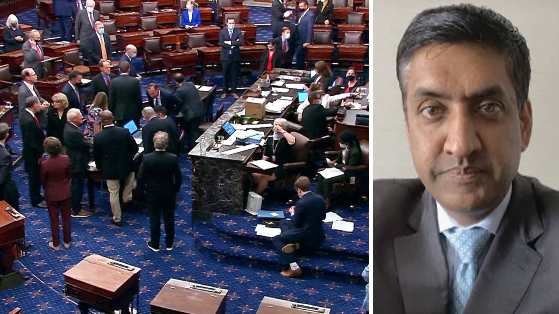 """Read more about the article """"The End of Neoliberalism"""": Rep. Ro Khanna Hails """"Historic"""" $3.5 Trillion Budget Plan"""