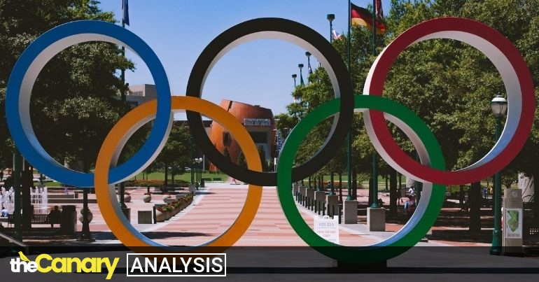 Read more about the article The Olympics is over, but its problem with Black athletes clearly isn't