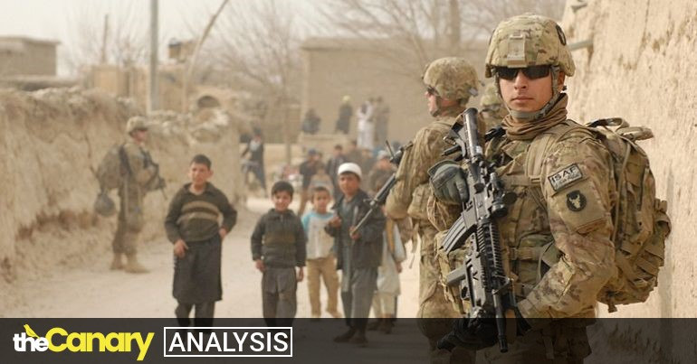 Read more about the article Pretending to be outraged by Afghan human rights ignores the havoc wreaked by imperialism