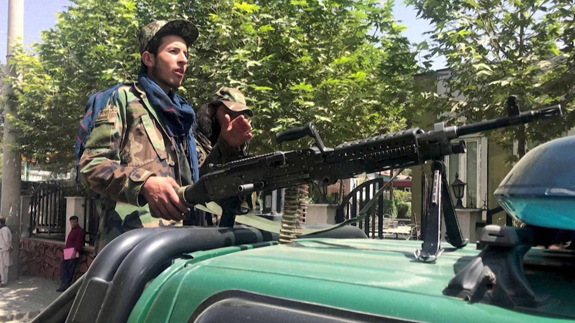 Read more about the article The Taliban's Resurgence Was Years in Making & Aided by Trump, Who Sidelined Afghan Gov't in Talks
