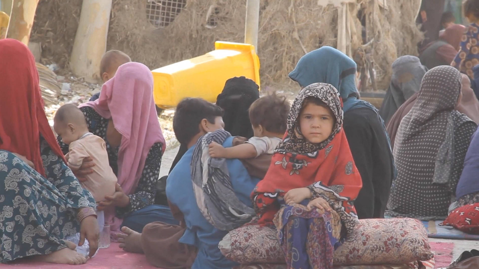 """Read more about the article U.N. Warns of """"Humanitarian Catastrophe"""" in Afghanistan Amid Political Turmoil, Economic Crisis & Drought"""