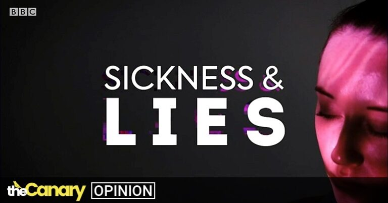 Read more about the article BBC toxicity just peaked with the 'Sickness and Lies' documentary
