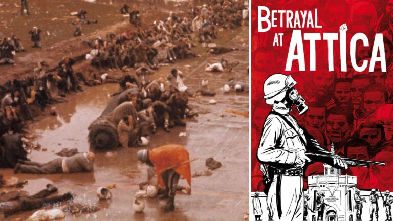 Read more about the article Betrayal at Attica: NY Violently Crushed Attica Prison Uprising Amid Negotiations, Then Covered It Up