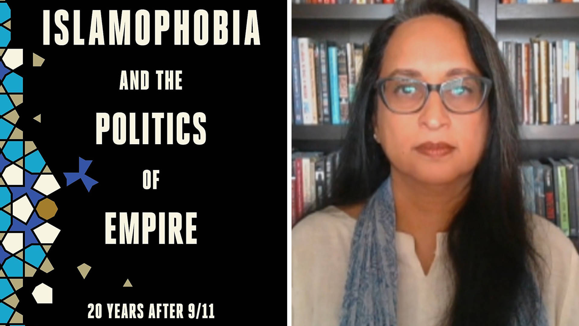 """Read more about the article """"Islamophobia and the Politics of Empire"""": Deepa Kumar on How Racism Fueled U.S. Wars Post-9/11"""