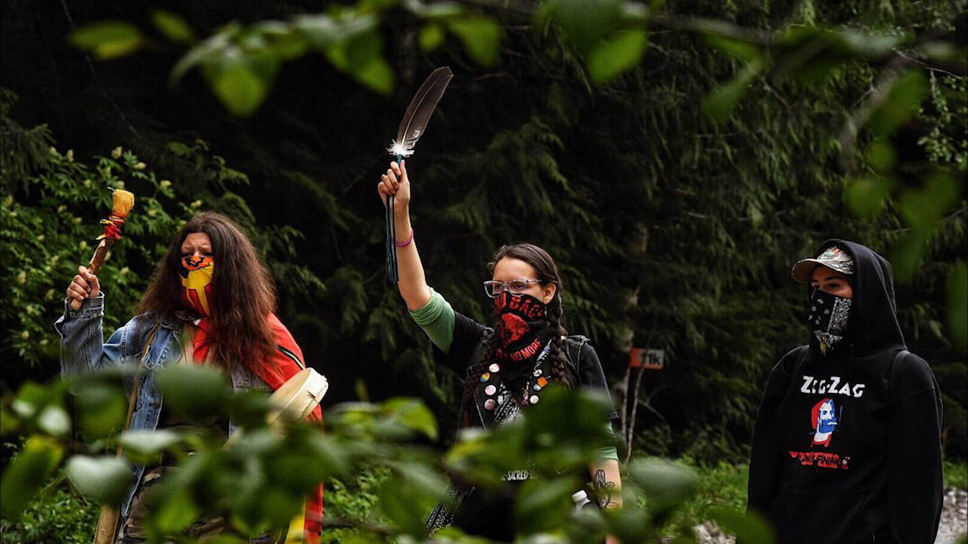 Read more about the article Fairy Creek: Indigenous-Led Blockade of Old-Growth Logging Is Now Canada's Largest Civil Disobedience