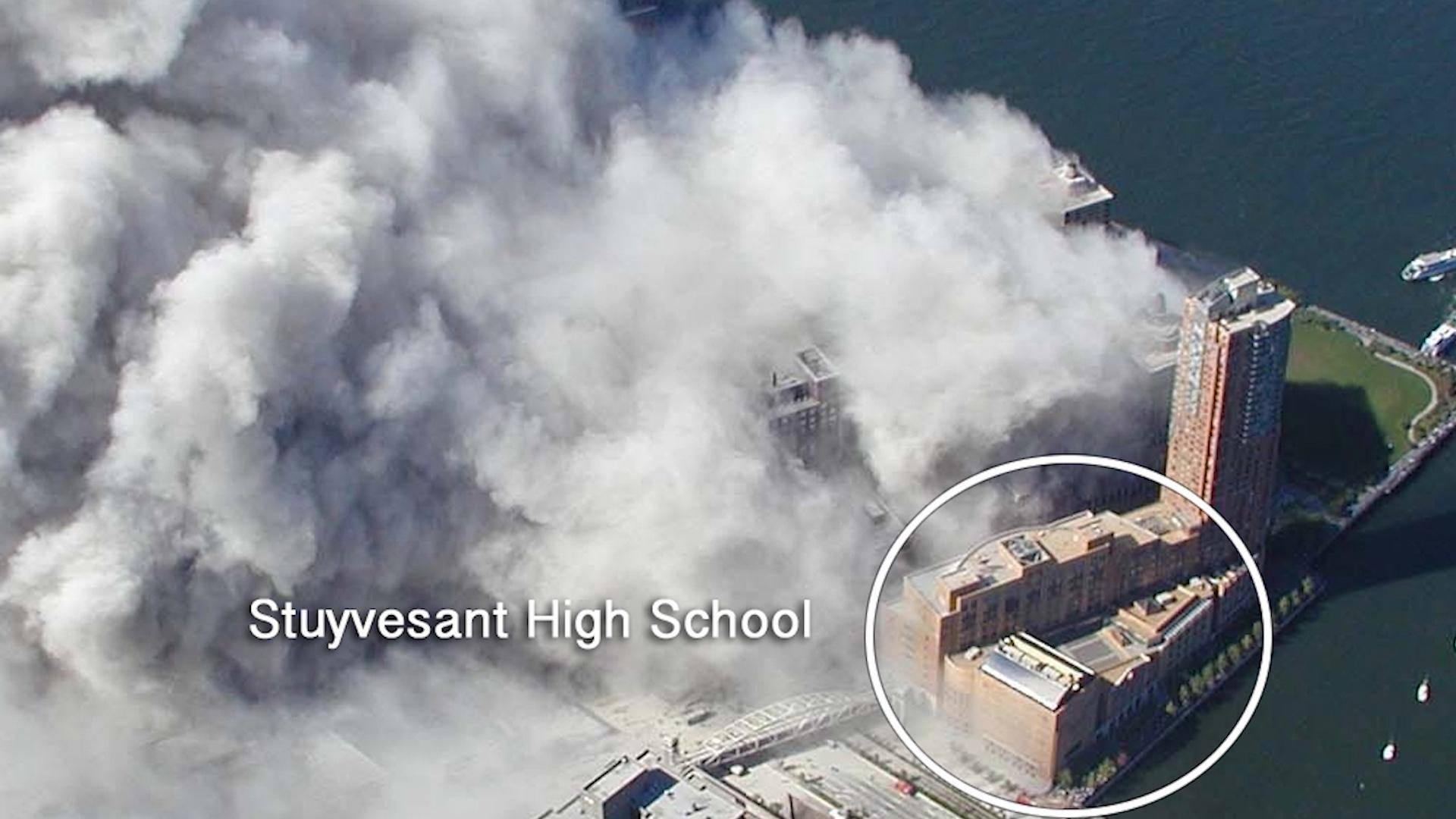 """Read more about the article """"Some Kids Left Behind"""": After 9/11, No Safety Measures at Stuyvesant H.S. Led to Sickness & Death"""