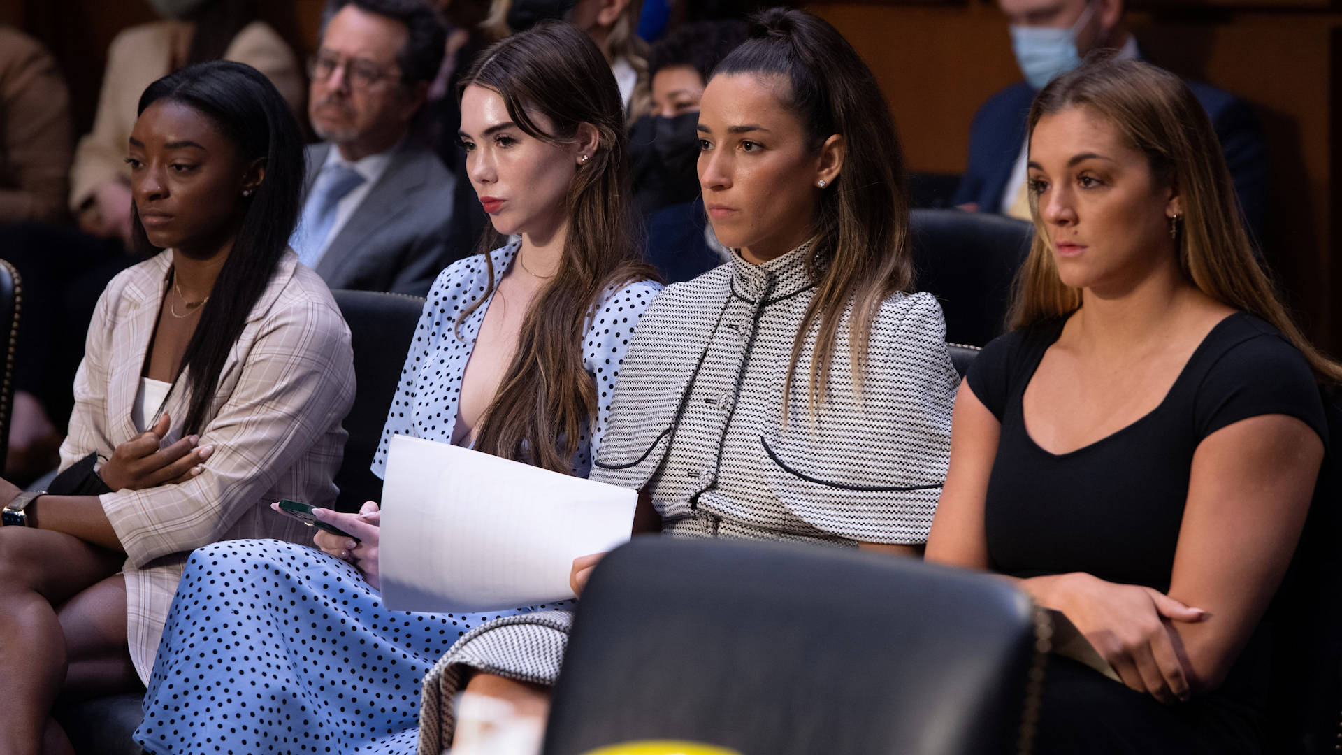 """Read more about the article """"Systemic Failure"""": Top Gymnasts Blast FBI for Bungling Sexual Abuse Probe of Dr. Larry Nassar"""
