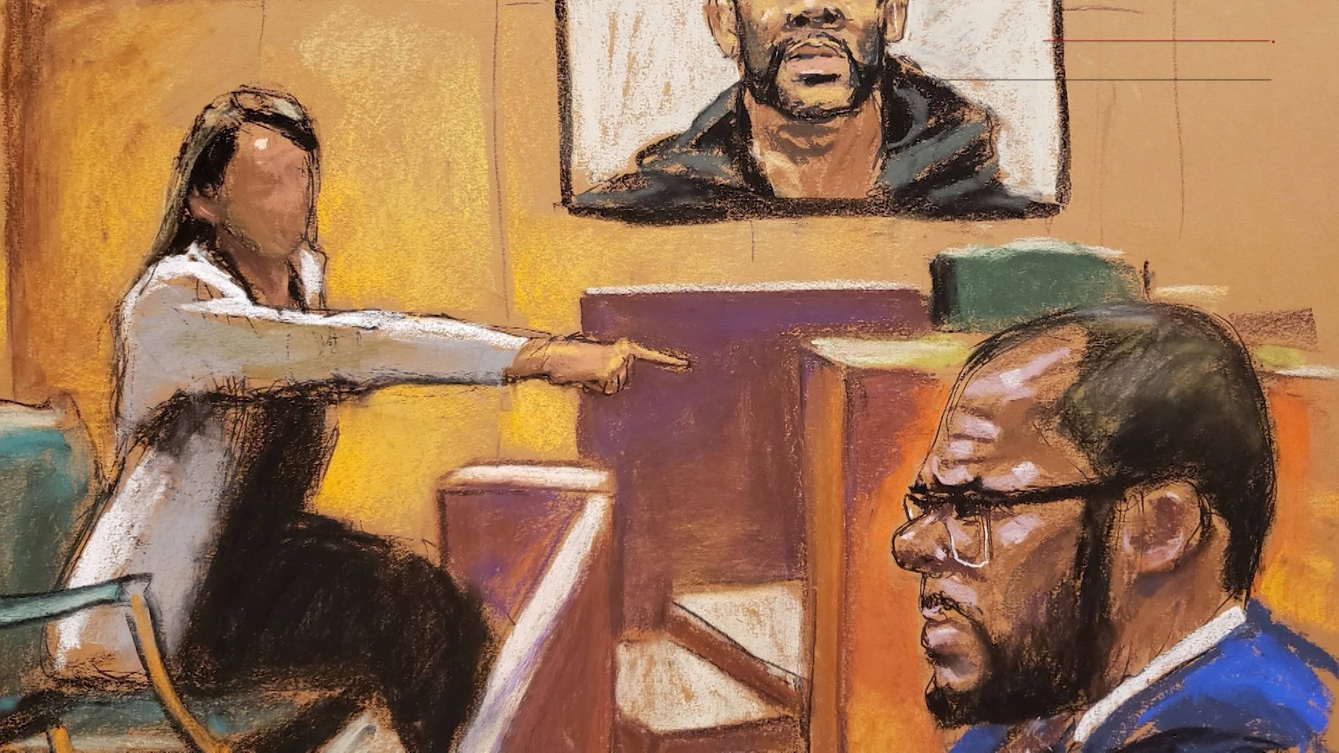 Read more about the article Justice for Black Women & Girls: R. Kelly Found Guilty in Sex Crimes Case After Decades of Abuse