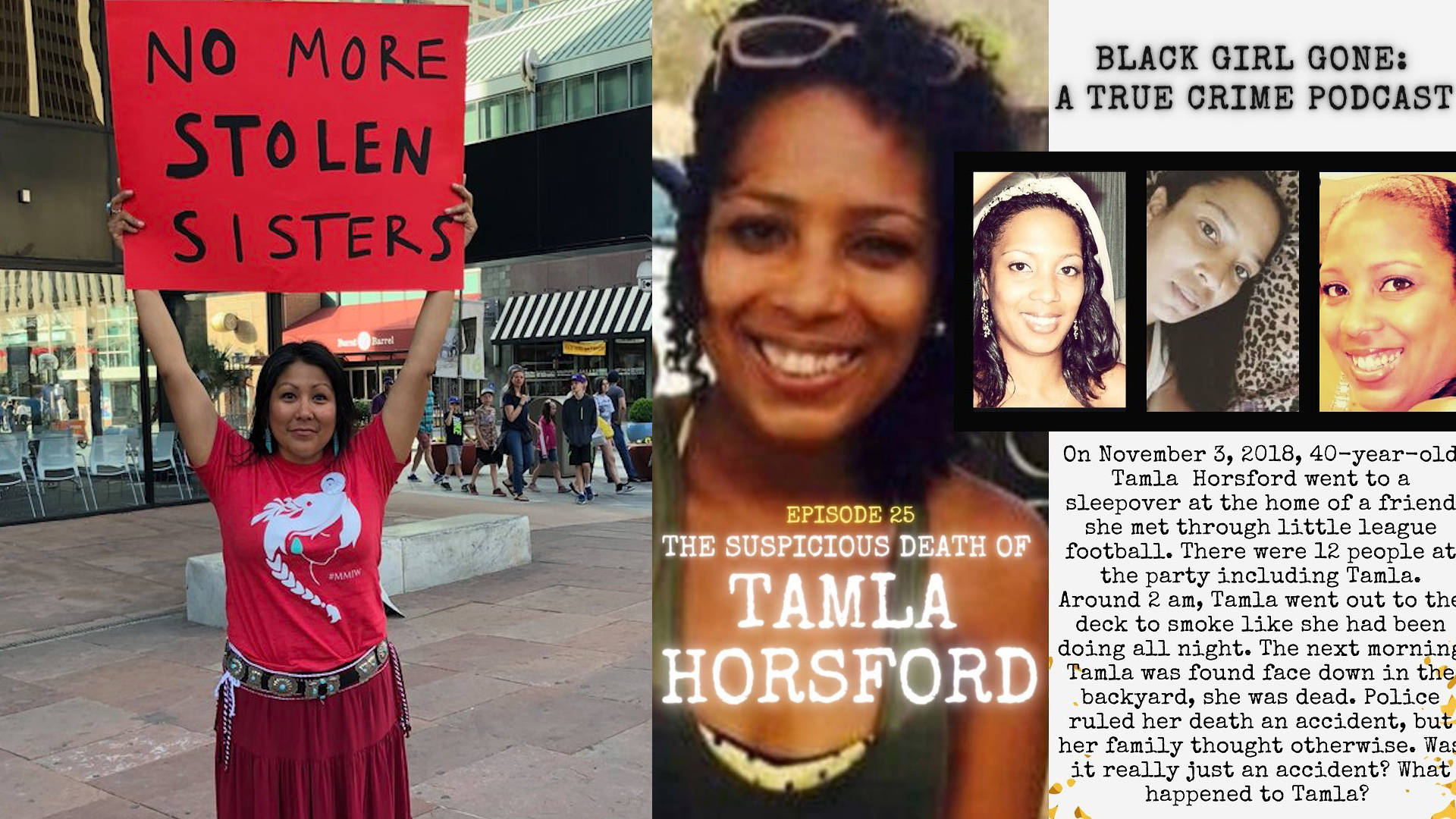 Read more about the article Missing White Woman Syndrome: Media Obsess Over Some Cases as Black, Brown & Indigenous Women Ignored