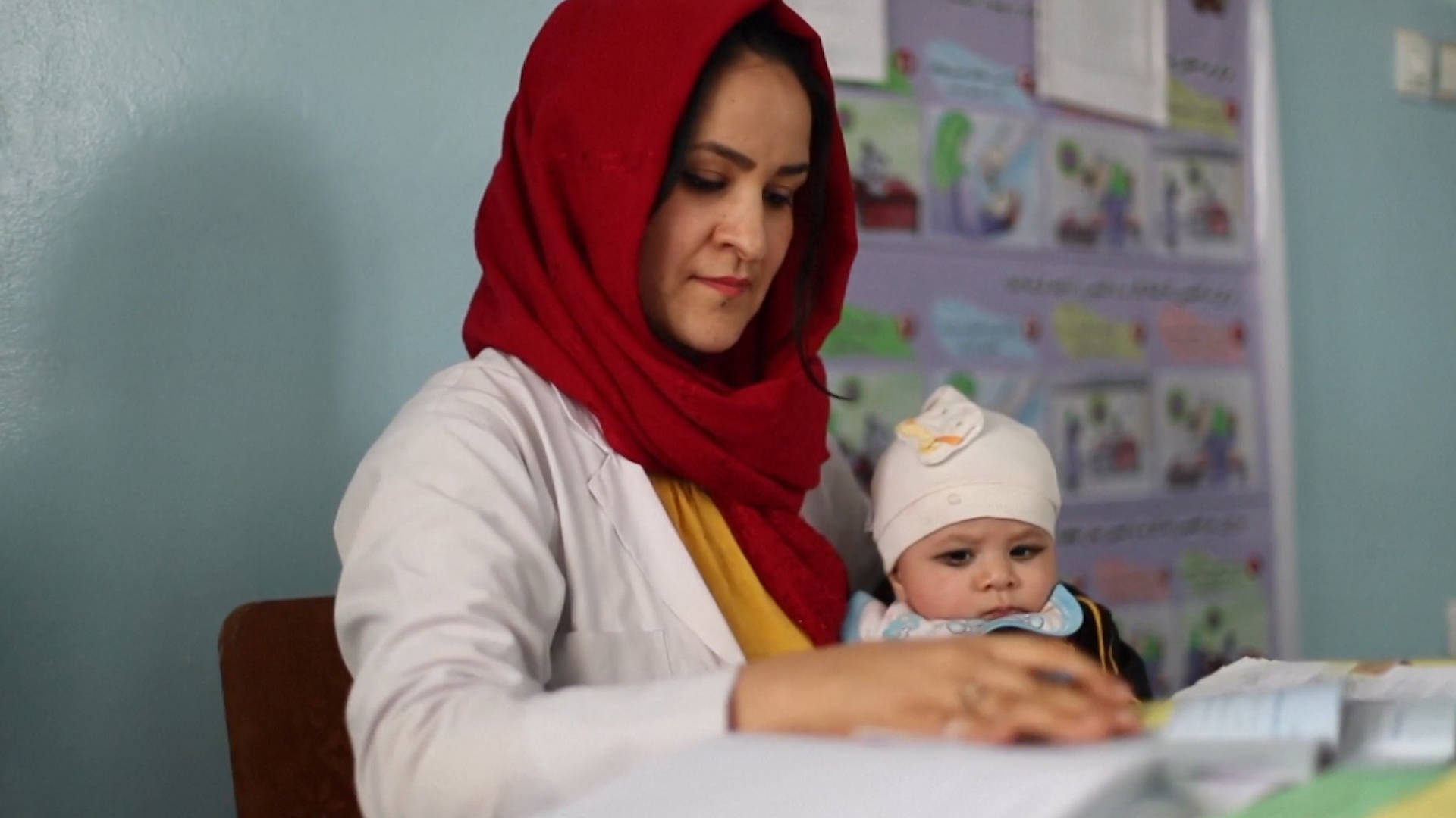 Read more about the article Afghan Women's Network Pres.: Women's Rights May Go Back 200 Years If Taliban Not Held Accountable