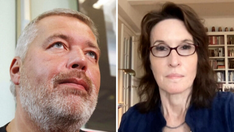 Read more about the article Katrina vanden Heuvel on Nobel Peace Prize Winner Dmitry Muratov's Fight for Press Freedom in Russia