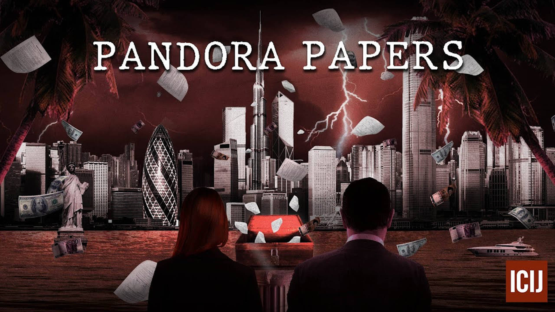 Read more about the article Pandora Papers: Massive Leak Exposes How Elite Shield Their Wealth & Avoid Taxes in Colonial Legacy