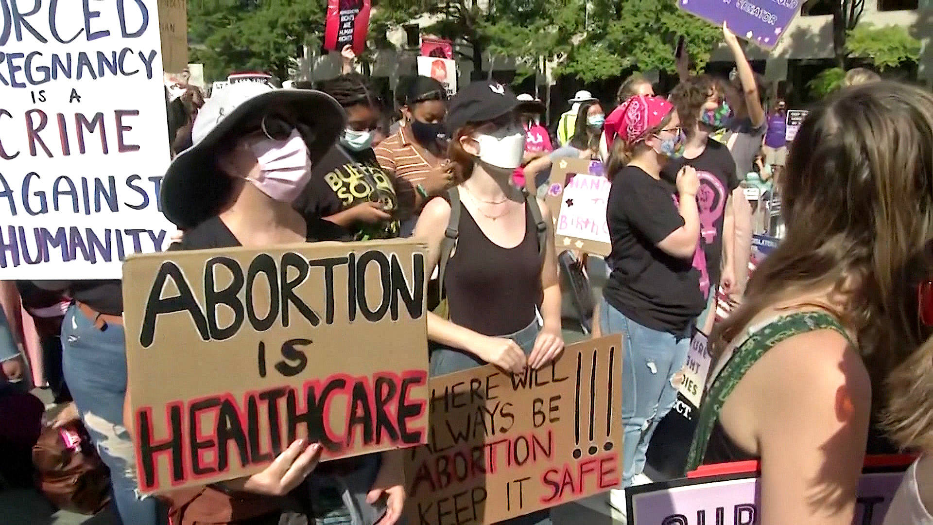 Read more about the article Bans Off Our Bodies: Planned Parenthood Pres. on Abortion Bans, Bills in Congress & the Supreme Court