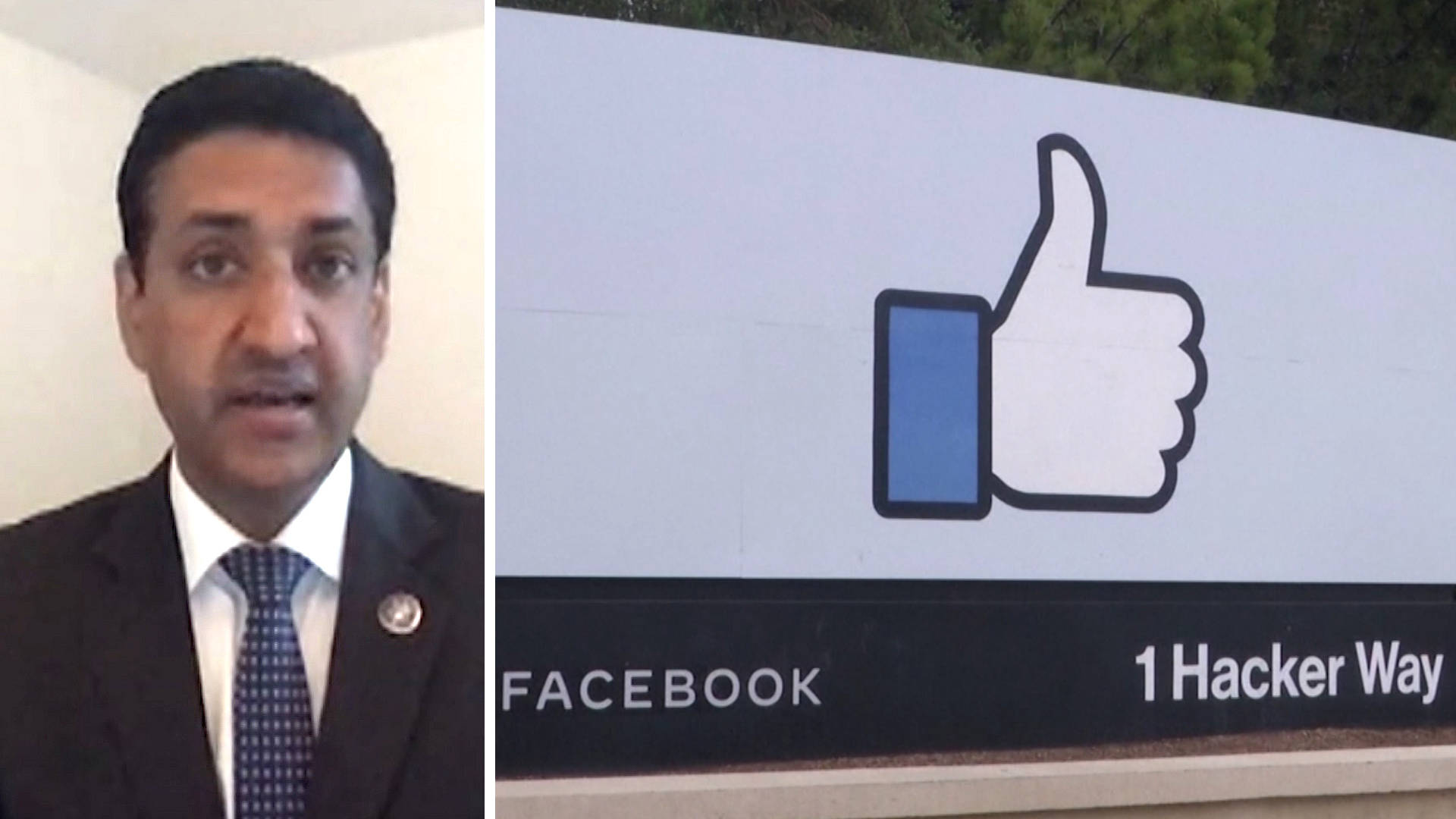 Read more about the article Rep. Ro Khanna, Grandson of Activist Jailed with Gandhi Movement, Decries Facebook's Role in India