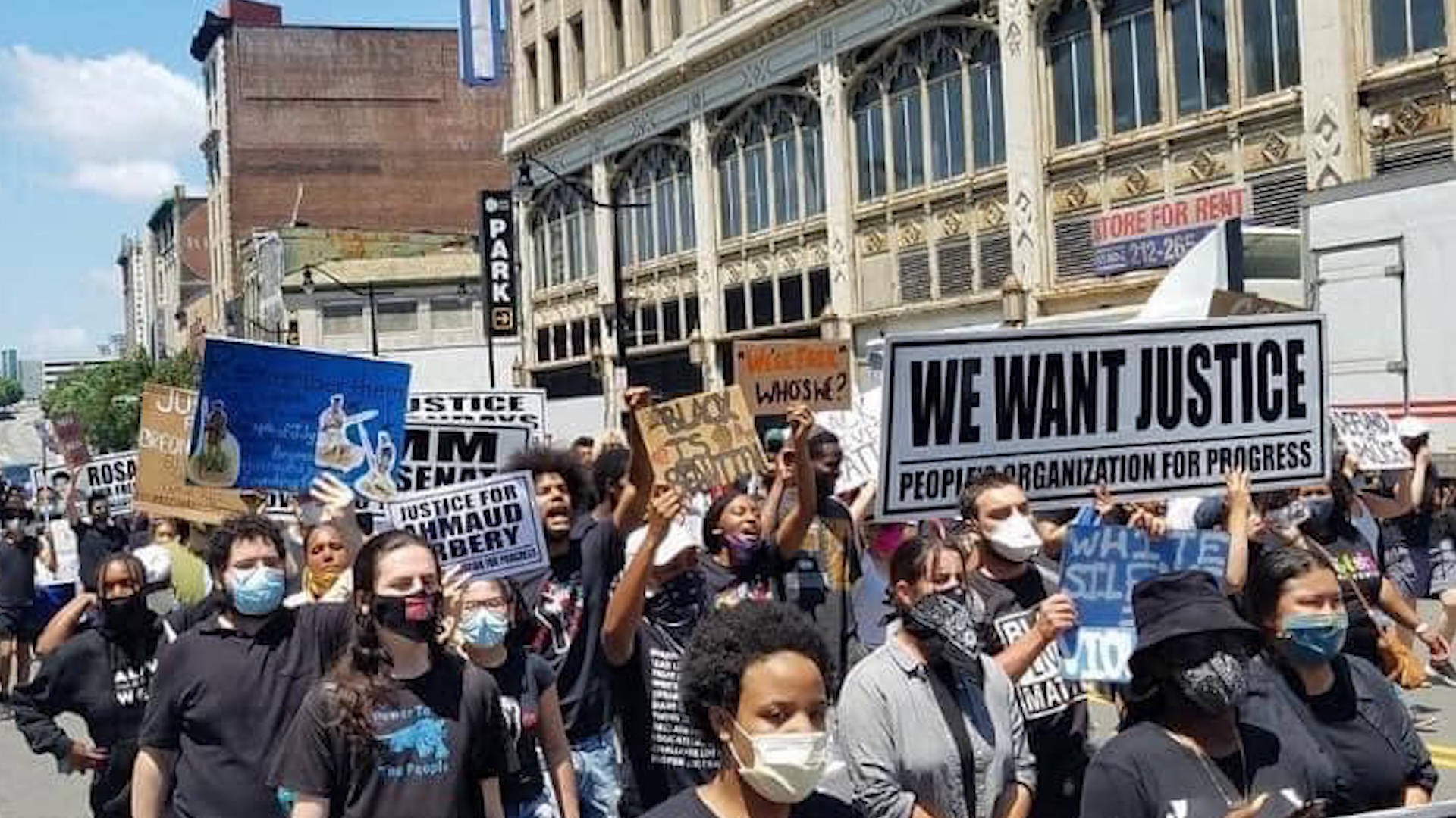 """Read more about the article """"Long March for Justice"""" Underway Across New Jersey to Demand Police Reform, Reparations"""