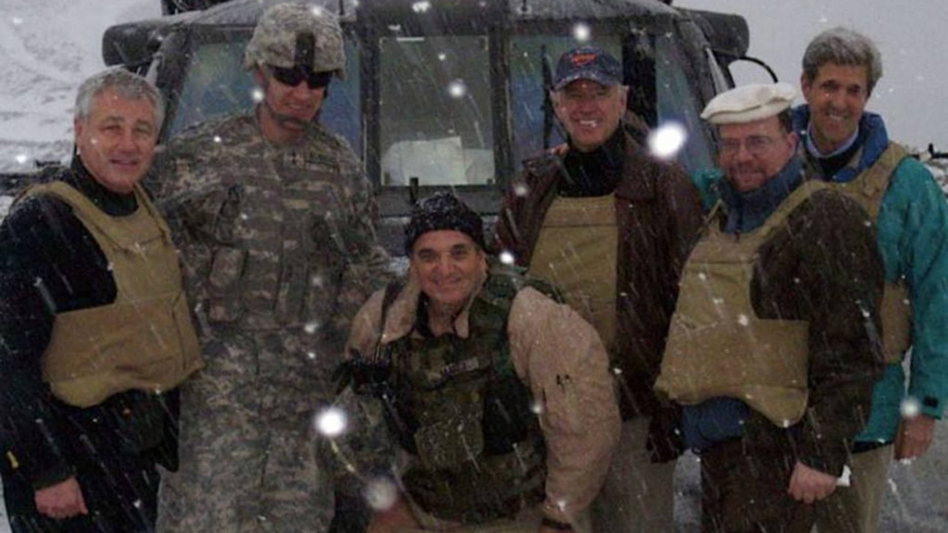 Read more about the article Afghan Interpreter Who Rescued Biden in 2008 Is Evacuated from Afghanistan with His Family