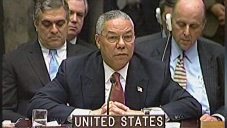 Read more about the article A Reluctant Warrior? An Examination of Gen. Colin Powell's Bloody Legacy from Iraq to Latin America