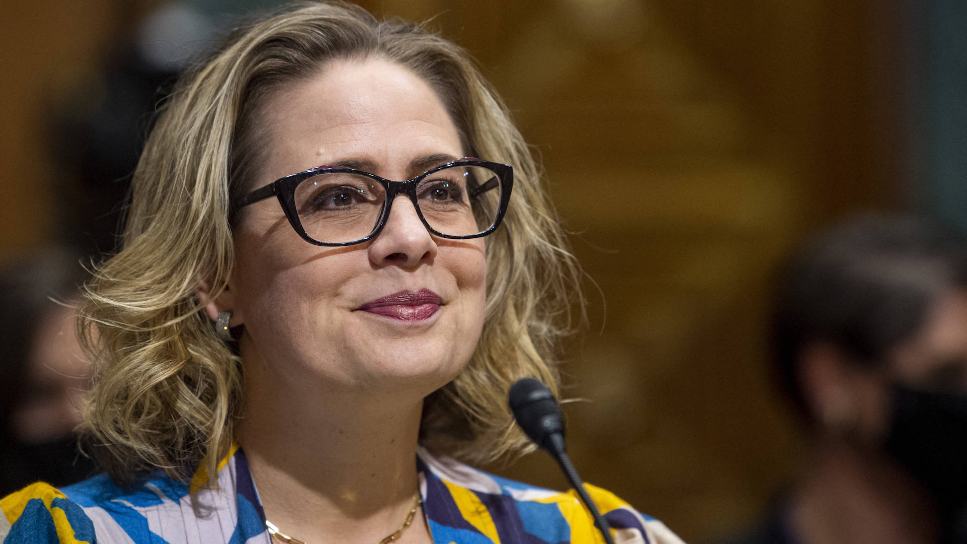 Read more about the article How Kyrsten Sinema, Once a Socialist, Is Now Obstructing the Democrats' Progressive Platform