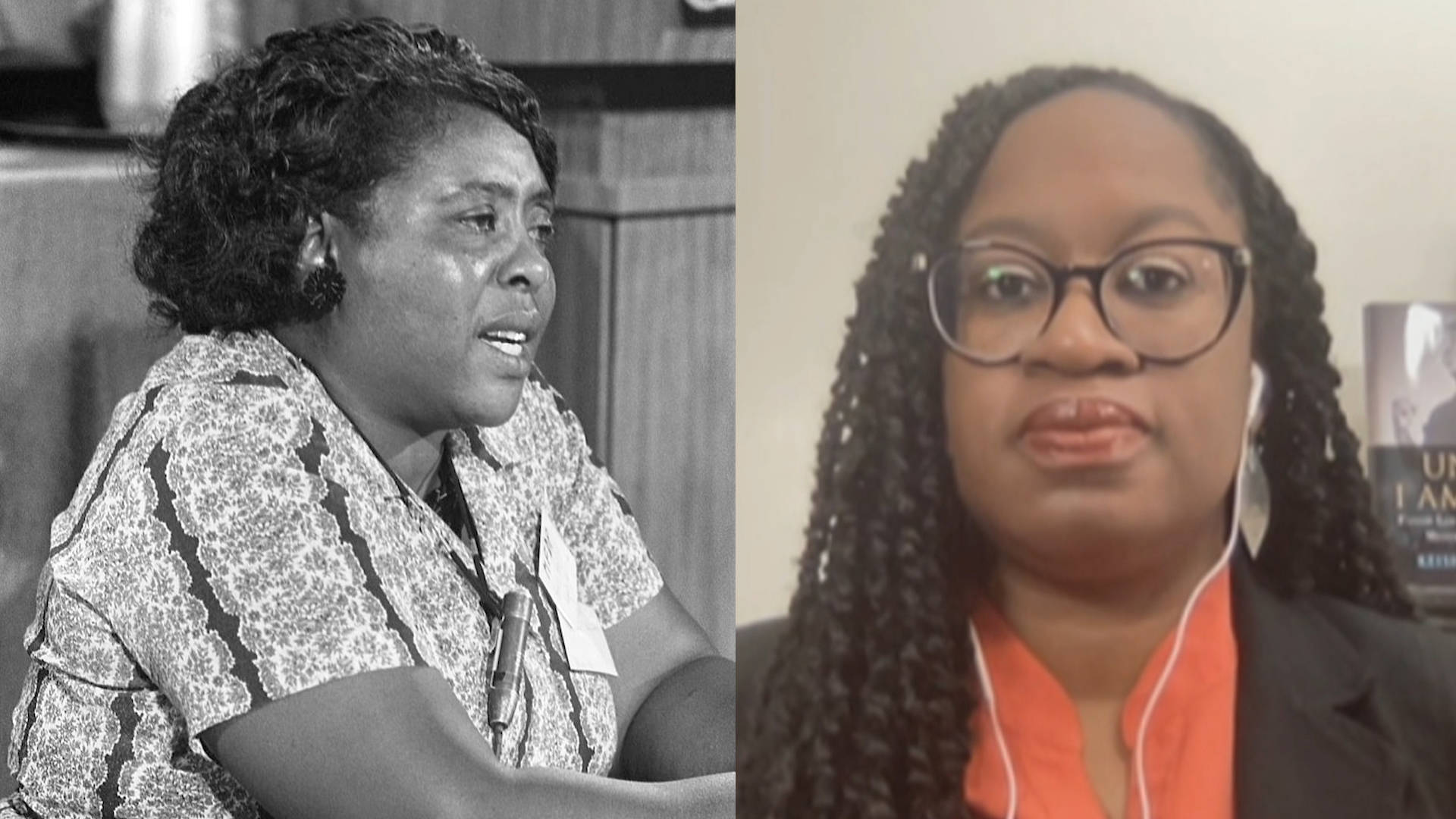 """Read more about the article """"Until I Am Free"""": Keisha Blain on the Enduring Legacy of Voting Rights Pioneer Fannie Lou Hamer"""